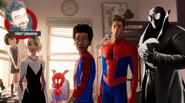 Örümcek-Adam, Örümcek Evreninde: Yeni çağa yeni süper kahraman