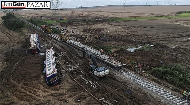 Tren ve iş kazaları:  İktidarın fıtratında var