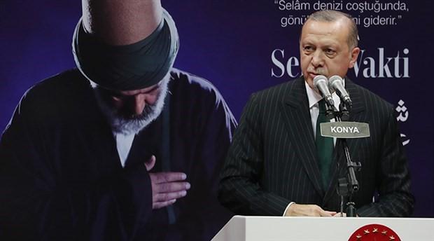 Erdoğan, Thomas Hobbes'un fikirlerini eleştirdi