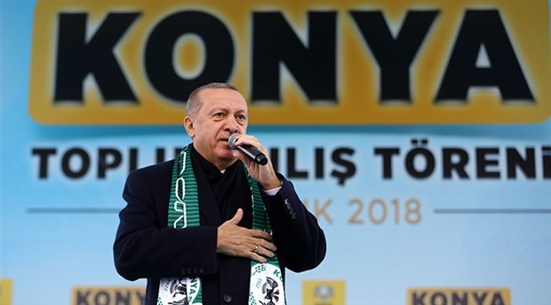 Bir Erdoğan klasiği: Seçim öncesi gerilim!