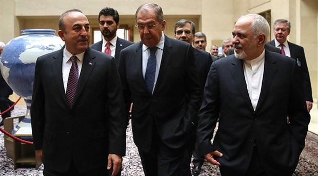 Cenevre'de Suriye toplantısı: Türkiye, Rusya ve İran uzlaştı