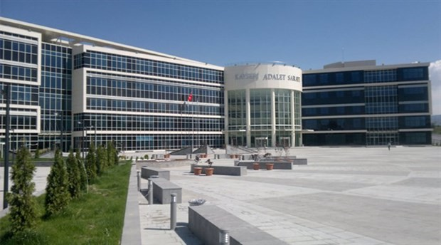 Kayseri Adliyesi'nde FETÖ operasyonu: 17 gözaltı