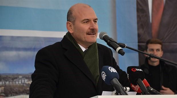 """Kılıçdaroğlu'na """"şerefsiz, alçak"""" diyen Bakan Soylu'ya 10 bin lira para cezası"""