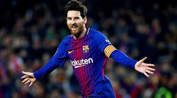 Messi, 5. kez 'Altın Ayakkabı' ödülünü kazandı