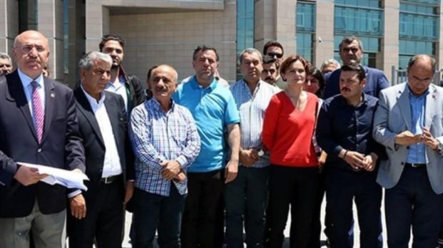 CHP'li Tanal ve Kaftancıoğlu'na FETÖ soruşturması