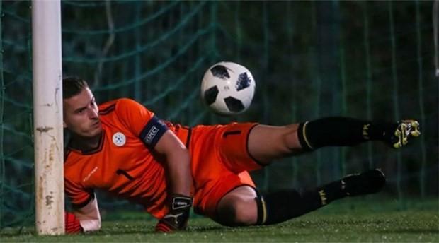 Galatasaray, Kosovalı kaleci Flamur Gashi'yi denemeye aldı