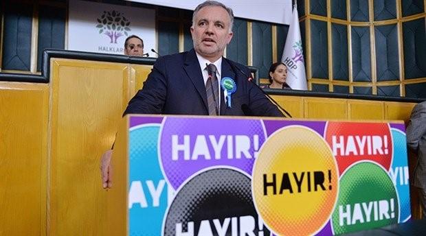 HDP'nin Kars adayı Ayhan Bilgen