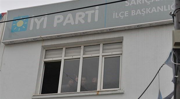 İYİ Parti binasına silahlı saldırı