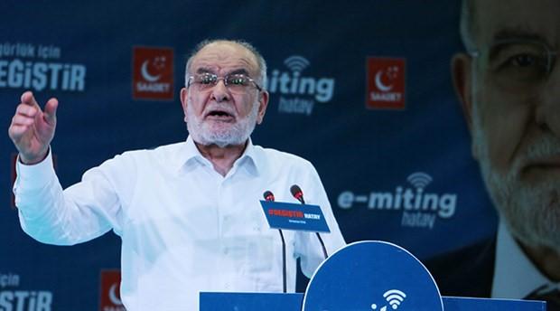 Karamollaoğlu: Adayları önümüzdeki haftadan itibaren açıklamaya başlayacağız