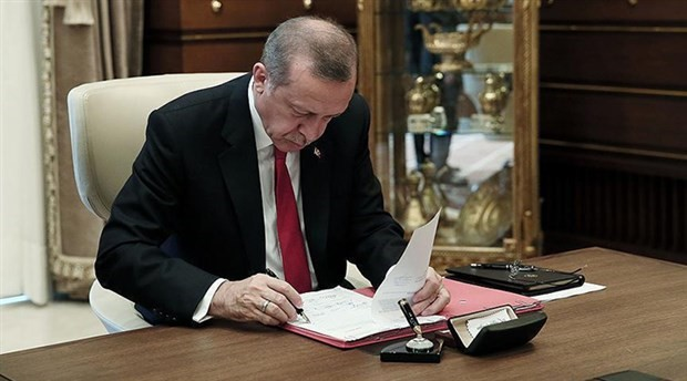 25 ülkeye yeni büyükelçi atandı