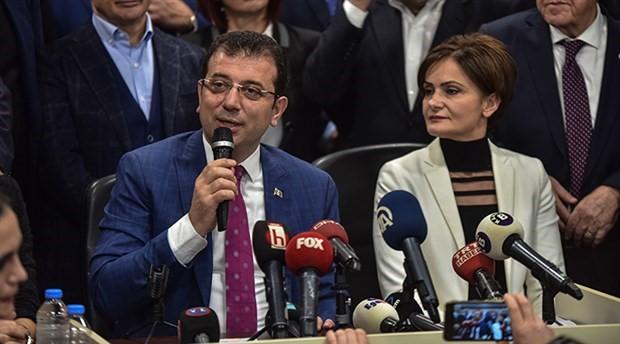 İmamoğlu: Önemsediğimiz tek şey İstanbulluların ihtiyaçları ve sorunları