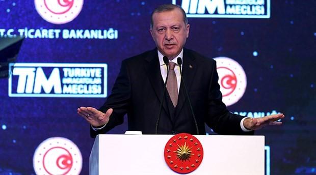 Erdoğan: Fırat'ın doğusuna askeri operasyonu beklemeye aldık