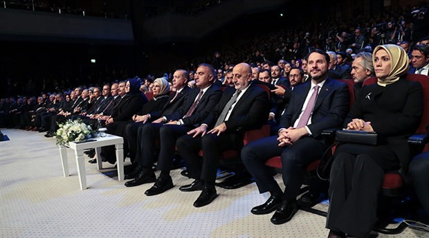 Erdoğan: Kaymağını yedikleri bu ülkeye asalak gibi yapışan elitler, çoraklaşmanın sorumlusu