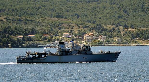 İngiltere Karadeniz'e savaş gemisi gönderdi
