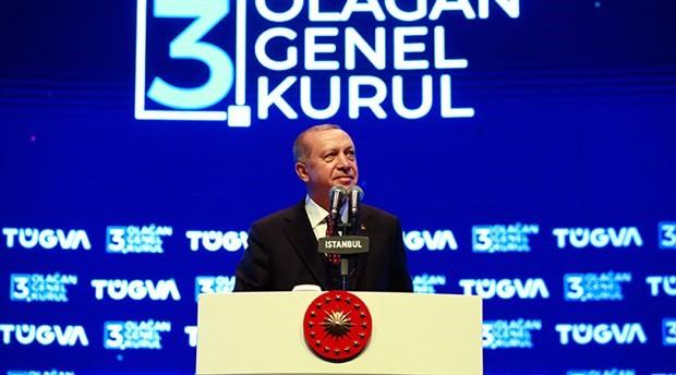 Erdoğan: Yere düşen düşmanını tekmeleme, sen İsrail'deki Yahudi değilsin