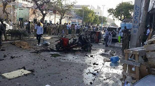 Somali'de bombalı saldırı: 16 ölü 20'den fazla yaralı