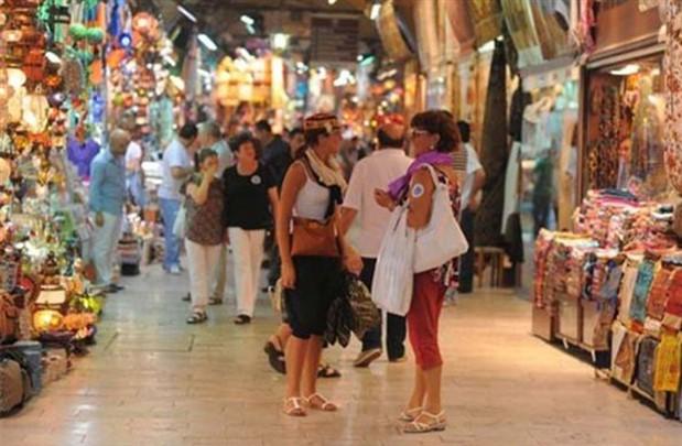 İstanbul'a en çok turistin hangi ülkelerden geldiği açıklandı