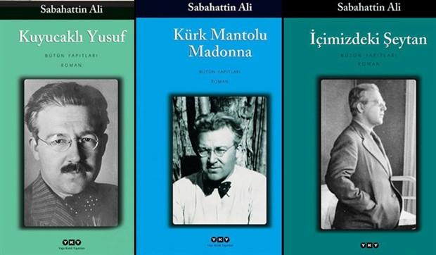 Sabahattin Ali'nin kitapları artık telifsiz