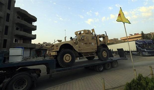 """""""Orta Doğu'daki en tuhaf dostluk, ABD'nin YPG ile askeri ittifakı"""""""