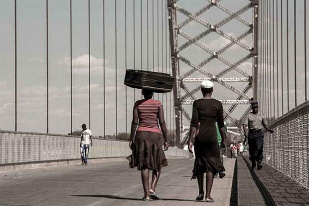 Zimbabve'de işçiler greve gitti