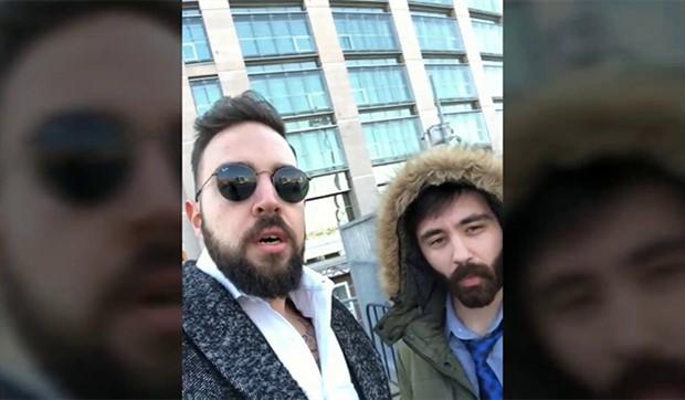 Ünlü rapçiler Server Uraz ve Ceg'e hapis cezasi