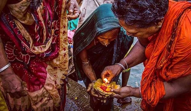 Translar ilk defa Kumbh Mela'da