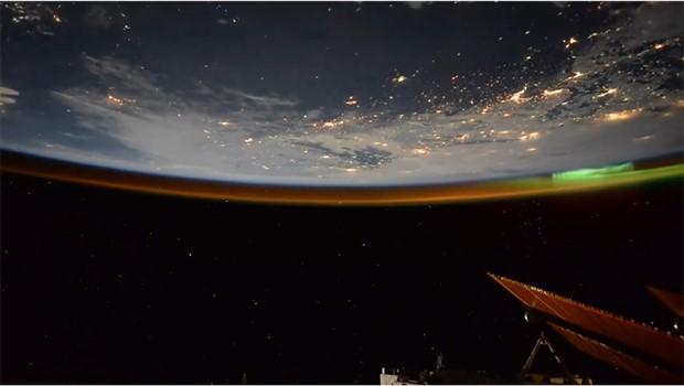 Rus kozmonot, Dünya'nın uzaydan çekilmiş videosunu yayınladı