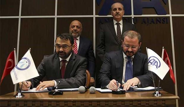 AA'da TİS anlaşması: Mevlit Kandili'nde gül dağıtılacak