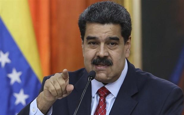 Maduro: Dur, dur Donald Trump