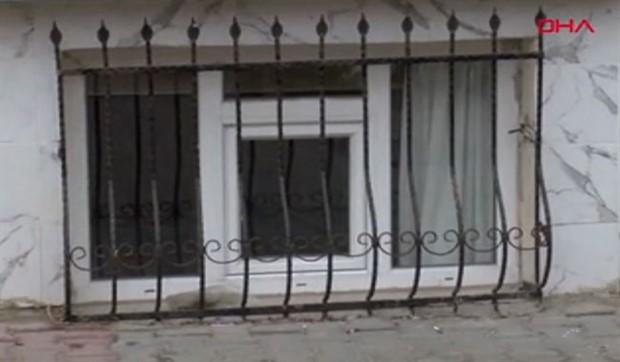 Esenyurt'ta genç kadın boynundan zincirlenmiş halde bulundu