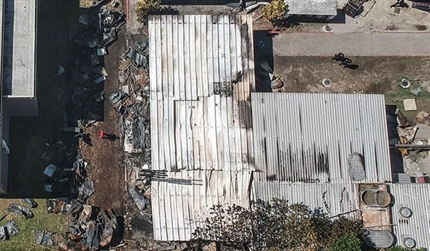 Brezilya'da futbol takımının tesislerinde yangın: 10 ölü