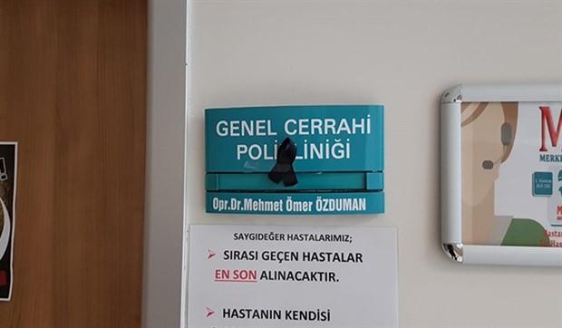 Hasta yakınları, ilaç yazmayan doktoru darp etti