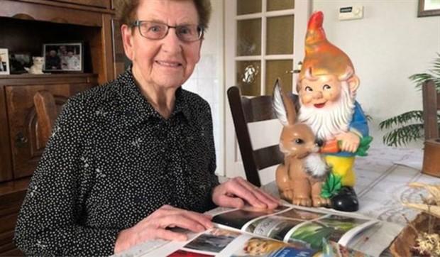 Yaşlı kadının çalınan bahçe cücesi 1 yıl boyunca Avrupa'yı dolaştı