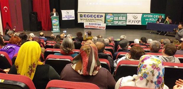 Çevre örgütleri Aydın'da toplandı