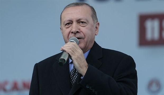 Erdoğan: İzmir pislikten, kokudan geçilmiyor