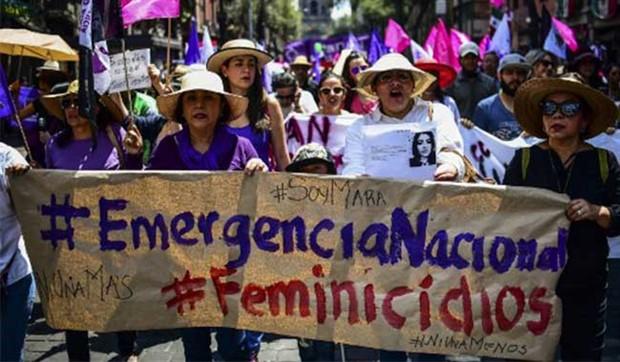 Kadın cinayetlerine karşı tüm Latin Amerika seferberlikte: Korkmuyoruz yürüyoruz!