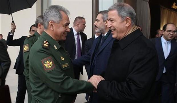 Rusya Savunma Bakanı, Türkiye'ye geldi