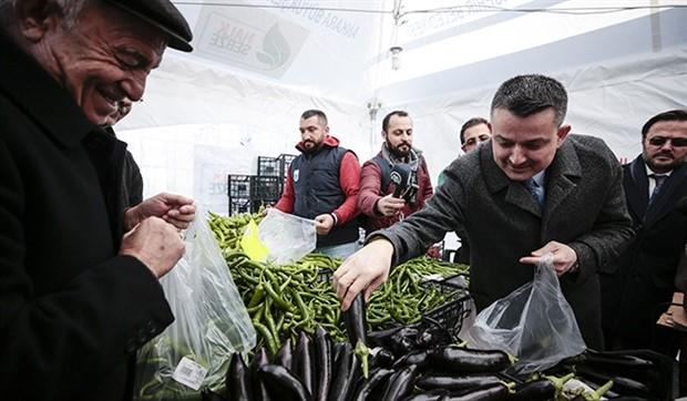 Tarım Bakanı duyurdu: Tanzim satış internete taşınacak