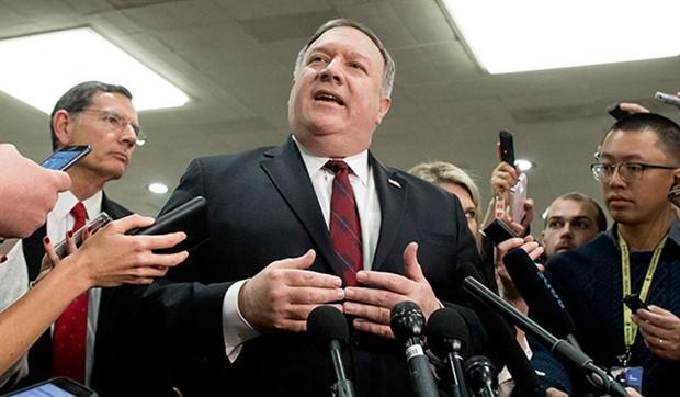 Pompeo: Rusya, NATO'yu dağıtmak istiyor