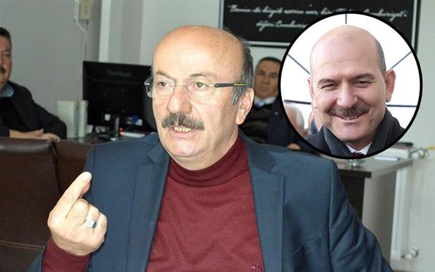 "CHP'li Bekaroğlu'na ""Soylu'ya hakaret ettiği"" iddiasıyla fezleke"