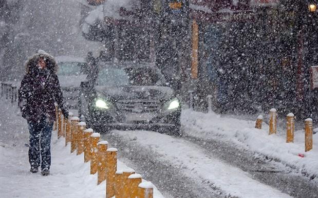 Meteoroloji: İstanbul'da 3-8 cm kar örtüsü bekleniyor