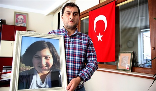 Şüpheli şekilde yaşamını yitiren Rabia'nın babası: Cinayetin üzeri örtülüyor