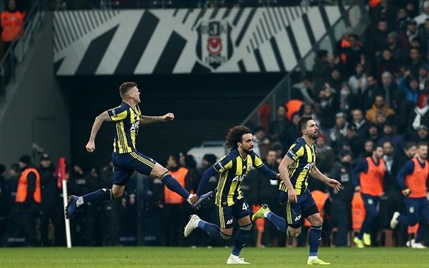 Fenerbahçe derbilerde kolay kaybetmiyor