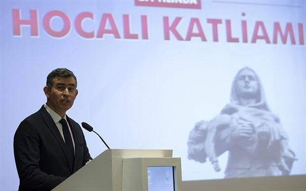 TBB Başkanı Feyzioğlu: 'Hepimiz Ermeniyiz' diyenlere inat Türküz
