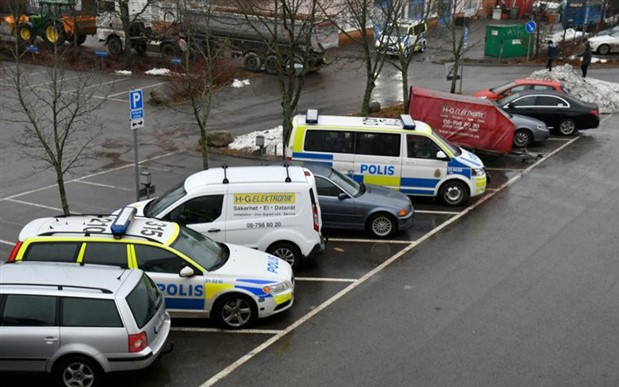 İsveç'te Rusya'ya casusluk yaptığı suçlamasıyla 1 kişi tutuklandı