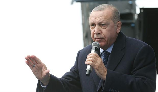 Erdoğan'dan Kılıçdaroğlu'na: Akşam yalan, sabah iftira, hayatı bu