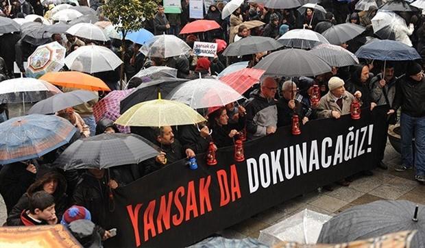 'Gazeteciler; gözaltı, soruşturma ve hapis cezaları yüzünden en sıcak Şubat'ı yaşadı'