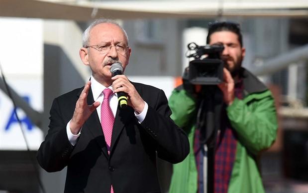 Kılıçdaroğlu'ndan anket açıklaması