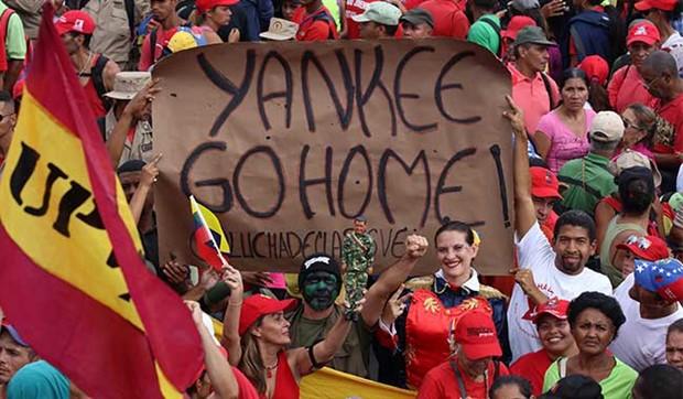 Venezuela'dan ABD'li diplomatlara ülkeyi terk etmeleri için 72 saat süre