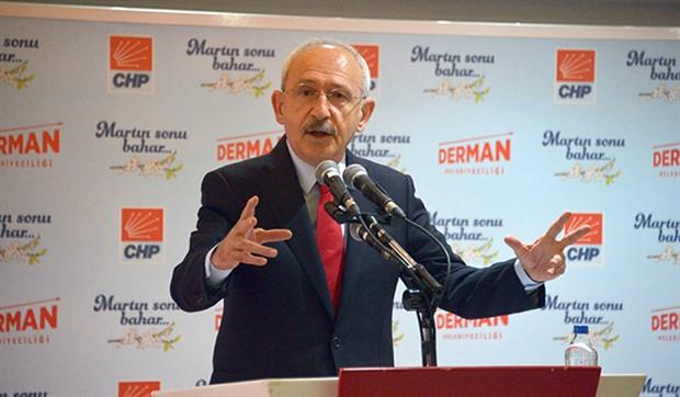 Kılıçdaroğlu'ndan patates ithalatına tepki